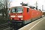 """LEW 20265 - DB Regio """"143 815-9"""" 14.01.2004 - UnnaMaik Richter"""