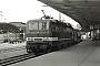 """LEW 20265 - DR """"243 815-8"""" 08.08.1989 - Halle (Saale), HauptbahnhofWolfram Wätzold"""