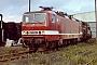 """LEW 20266 - DR """"243 816-6"""" 31.07.1989 - Engelsdorf, BetriebswerkMarco Osterland"""