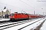 "LEW 20267 - DB Regio ""143 817-5"" 13.02.2009 - PlochingenDieter Römhild"