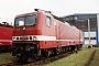 """LEW 20268 - DB Regio """"143 818-3"""" 13.02.2000 - Cottbus, BetriebswerkOliver Wadewitz"""