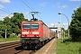 "LEW 20268 - DB Regio ""143 818-3"" 26.05.2010 - MarquardtDaniel Berg"