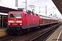 "LEW 20270 - DB Regio ""143 820-9"" 27.10.2006 - Nürnberg, HauptbahnhofStefan Sachs"