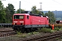 "LEW 20270 - DB Fahrwegdienste ""143 820-9"" 18.09.2010 - AltenbekenAndreas Kabelitz"