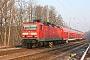 """LEW 20271 - DB Regio """"143 821-7"""" 26.02.2011 - GubenFrank Gutschmidt"""