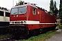 "LEW 20272 - DB Regio ""143 822-5"" 29.07.2000 - Leipzig-Engelsdorf, BetriebswerkOliver Wadewitz"