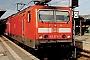 "LEW 20273 - DB Regio ""143 823-3"" 26.10.2000 - Saalfeld (Saale)Wolfram Wätzold"