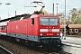 """LEW 20274 - DB Regio """"143 824-1"""" 18.10.2007 - LichtenfelsWolfram Wätzold"""