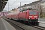 "LEW 20275 - DB Regio ""143 825-8"" 20.12.2014 - Koblenz, HauptbahnhofLeo Stoffel"