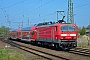 "LEW 20275 - DB Regio ""143 825-8"" 23.04.2015 - Magdeburg, HauptbahnhofRudi Lautenbach"