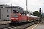 """LEW 20277 - DB Regio """"143 827-4"""" 14.07.2008 - Stuttgart-Bad CannstattJens Böhmer"""