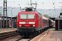"LEW 20277 - DB Regio ""143 827"" 21.10.2009 - Heilbronn, HauptbahnhofSven Hohlfeld"