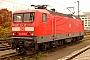 """LEW 20278 - DB Regio """"143 828-2"""" 27.10.2004 - Dresden, HauptbahnhofPatrick Böttger"""