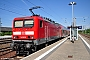 "LEW 20278 - DB Regio ""143 828"" 24.05.2011 - HeidenauDieter Römhild"