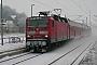 """LEW 20282 - DB Regio """"143 832-4"""" 06.01.2009 - CrimmitschauMartin Bauer"""