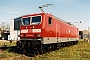 """LEW 20284 - DB Regio """"143 834-0"""" 21.10.2000 - Cottbus, BetriebswerkOliver Wadewitz"""