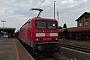 """LEW 20284 - DB Regio """"143 834-0"""" 28.07.2012 - Burg (bei Magdeburg)Rolf Kötteritzsch"""