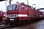 """LEW 20285 - DB AG """"143 835-7"""" 22.01.1995 - Stralsund, BetriebswerkErnst Lauer"""