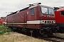 "LEW 20285 - DB Regio ""143 835-7"" 12.06.2002 - Ludwigshafen (Rhein), BetriebswerkOliver Wadewitz"