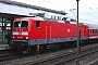 "LEW 20285 - DB Regio ""143 835-7"" 29.12.2003 - Hannover, HauptbahnhofMaik Watzlawik"