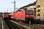 """LEW 20285 - DB Regio """"143 835-7"""" 24.01.2007 - Hildesheim, HauptbahnhofMichael Uhren"""