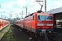 """LEW 20286 - DB Regio """"143 836-5"""" 23.03.2002 - Essen, HauptbahnhofGildo Scherf"""