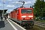 "LEW 20289 - DB Regio ""143 839-9"" 10.05.2009 - AhrensburgStefano Ianigro"