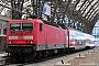 "LEW 20291 - DB Regio ""143 841-5"" 29.06.2019 - Dresden, HauptbahnhofDieter Römhild"