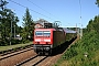 "LEW 20291 - DB Regio ""143 841-5"" 25.07.2008 - SagardPeter Wegner"