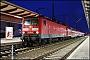 "LEW 20291 - DB Regio ""143 841-5"" 22.02.2009 - Rostock, HauptbahnhofChristian Graetz"
