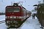 """LEW 20293 - DB Regio """"143 843-1"""" 27.12.2000 - OranienburgMichael Kuschke"""