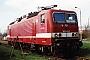 """LEW 20293 - DB Regio """"143 843-1"""" 08.04.2000 - Cottbus, BetriebswerkOliver Wadewitz"""