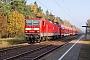 """LEW 20293 - DB Regio """"143 843-1"""" 03.11.2011 - Jänschwalde OstFrank Gutschmidt"""