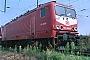 """LEW 20295 - DB AG """"143 845-6"""" 16.08.1997 - Stralsund, BahnbetriebswerkErnst Lauer"""