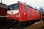"LEW 20295 - DB Regio ""143 845-6"" 20.11.1999 - Leipzig-Engelsdorf, BetriebswerkOliver Wadewitz"