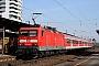 "LEW 20296 - DB Regio ""143 846-4"" 21.03.2009 - Fürth (Bayern), HauptbahnhofJens Böhmer"