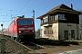 """LEW 20297 - DB Regio """"143 847-2"""" 04.03.2007 - Fürth-Vach, NordPeter Wolf"""