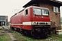 """LEW 20298 - DB Regio """"143 848-0"""" 26.09.1999 - Cottbus, BetriebswerkOliver Wadewitz"""
