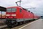 """LEW 20299 - DB Regio """"143 849-8"""" 13.11.2010 - CottbusFrank Gutschmidt"""