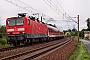 "LEW 20299 - DB Regio ""143 849-8"" 20.06.2004 - Priestewitz, Ortsteil BaßlitzThomas Mißbach"