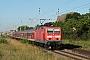 """LEW 20300 - DB Regio """"143 850-6"""" 28.06.2010 - TeutschenthalNils Hecklau"""