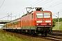 """LEW 20301 - DB Regio """"143 851-4"""" 27.05.2001 - Berlin-SchönefeldDavid Vogt"""