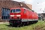 """LEW 20301 - DB Regio """"143 851-4"""" 14.06.2001 - Cottbus, BetriebswerkOliver Wadewitz"""