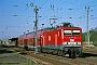 "LEW 20301 - DB Regio ""143 851-4"" 07.05.2011 - CalauJens Kunath"