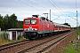 """LEW 20301 - DB Regio """"143 851-4"""" 18.07.2011 - Dresden-StetzschThomas Salomon"""