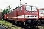"LEW 20302 - DB Regio ""143 852-2"" 04.07.1999 - Leipzig-Engelsdorf, BetriebswerkOliver Wadewitz"