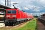 "LEW 20302 - DB Regio ""143 852-2"" 20.06.2009 - WarnemündeChristian Graetz"