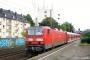 """LEW 20303 - DB Regio """"143 853-0"""" 20.07.2007 - Düsseldorf-DerendorfDieter Römhild"""