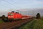 """LEW 20303 - DB Regio """"143 853-0"""" 01.09.2010 - Neuss-AllerheiligenPatrick Böttger"""