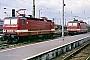 """LEW 20304 - DR """"143 854-8"""" 14.08.1992 - Leipzig, HauptbahnhofErnst Lauer"""